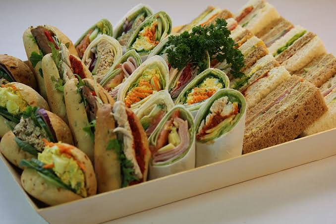 office catering food options